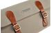 Brooks Glenbrook - Sac porte-bagages - beige/orange